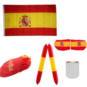 "EM-Fanset ""Spanien"""
