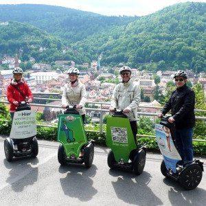 Erlebnis Segwaytour - Heidelberg