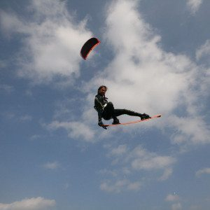 Erlebniswochenende: Kitesurfen - Schwedeneck
