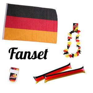 "Fanset ""Fanmeile"" zur Fußball-EM"