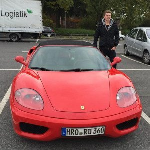 Ferrari 360 Spider fahren - Kassel