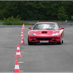 Ferrari-550 Maranello fahren - Potsdam
