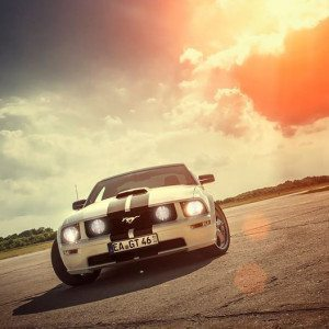 Ford Mustang GT fahren - ein Tag - Eisenach