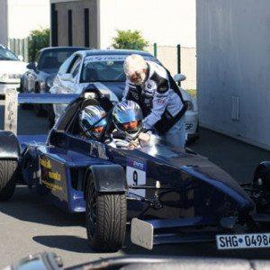 Formel-3000 Replica selber fahren - Bilster Berg