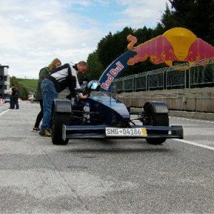 Formel-3000 Replica selber fahren - Nürburgring