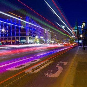 Fototour zur blauen Stunde – Stuttgart