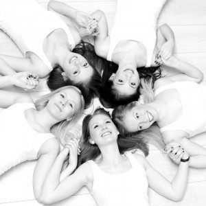 Friends-Fotoshooting - Hamm