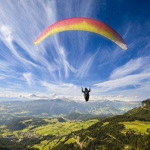Gleitschirmfliegen Einsteigerkurs - Eisenberg (Pfalz)