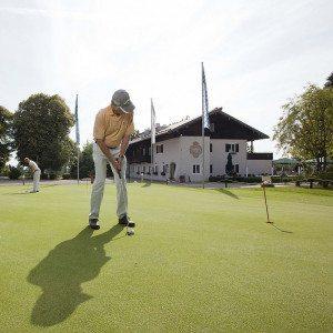 Golf spielen - Raum München