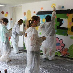 Graffiti-Workshop – für 5 Personen – Köln