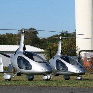Gyrokopter-Inselflug de luxe – Rotenburg (Wümme)