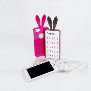 Häschen Handyhülle für iPhone 5