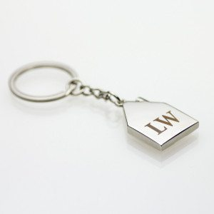 Home Sweet Home - Schlüsselanhänger mit Gravur
