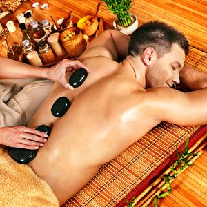 Hot Stone Massage - 90 Min. - Lübeck