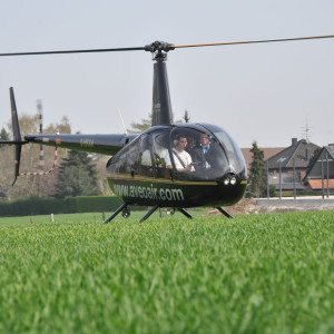 Hubschrauber-Rundflug - Dortmund