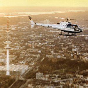 Hubschrauber-Rundflug - Hamburg