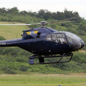Hubschrauber Rundflug - Raum Freiburg