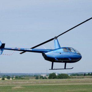 Hubschrauber Rundflug - Raum Hamburg