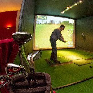 Indoor-Golf für 2 – Leipzig