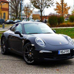 Instruktorfahren mit Porsche 911 Carrera S - Hamburg