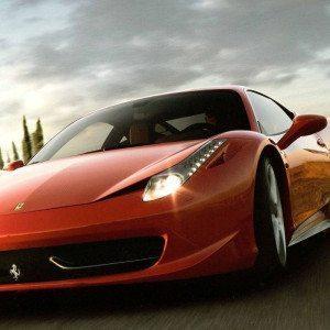 Instruktorfahrt mit Ferrari 458 Italia - Raum Aschaffenburg