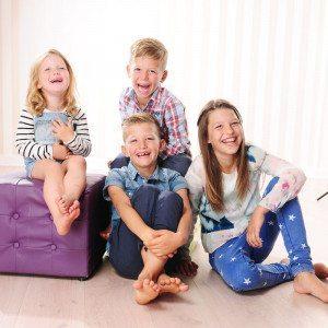 Kinder-Fotoshooting - Bremen