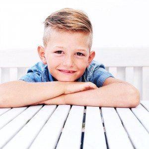 Kinder-Fotoshooting - Dresden