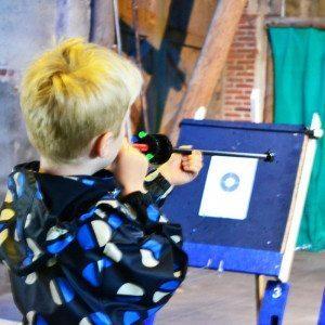 Kindergeburtstag Blasrohrschießen - Neustadt am Rübenberge