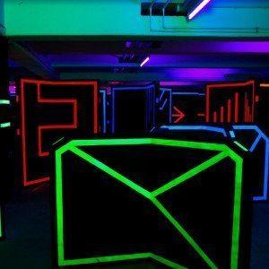 LaserTag für 4 Personen - Aschaffenburg