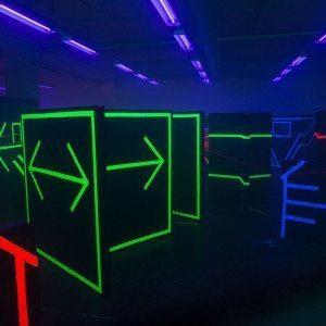 LaserTag für 4 Personen - Köln