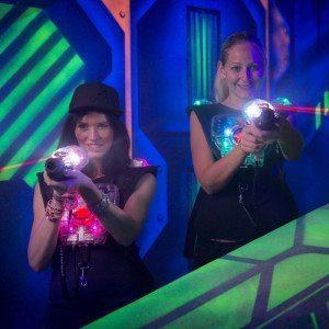 Lasertag spielen - Kiel