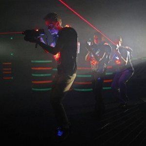 Lasertag spielen - Mönchengladbach