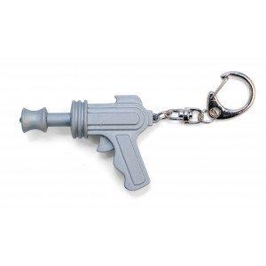 LED Schlüsselanhänger Space Gun verpackt