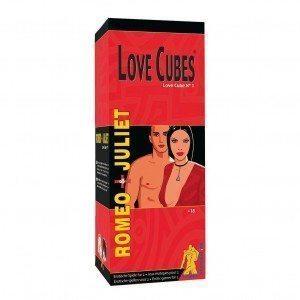 Love Cubes Romeo & Julia