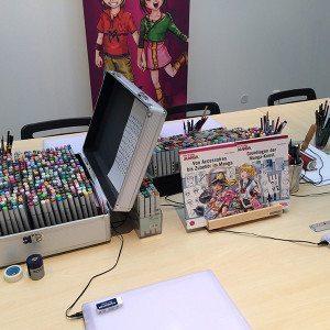 Manga Zeichenkurs - Hamburg