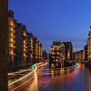 Nachtaufnahmen-Fotokurs – Ulm