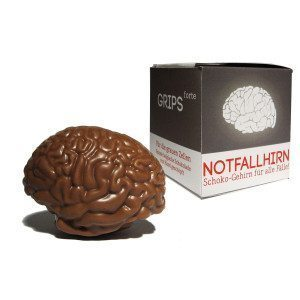 Notfallhirn - Schokolade