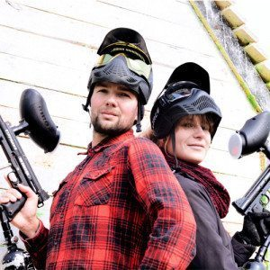 Paintball Komplettpaket - Raum Ahlerstedt
