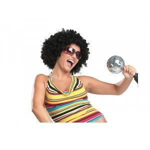 """Party- und Karnevalsperücke """"Afro"""""""
