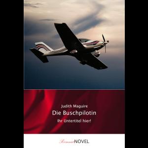 """Personalisiertes Buch """"Die Buschpilotin"""""""