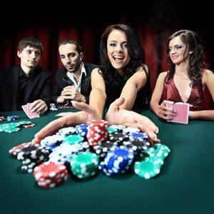 Pokerabend - max. 10 Pers. - Wien