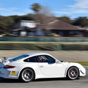 Porsche 991 GT3 fahren – Hockenheim