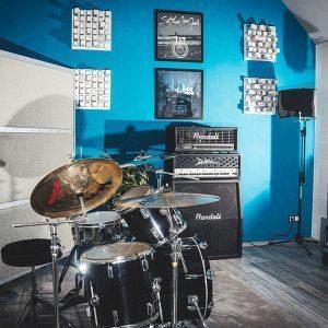 Profi-Bandaufnahme im Tonstudio - Raum Gera