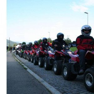 Quad & Canyoning-Tour - Raum Kempten