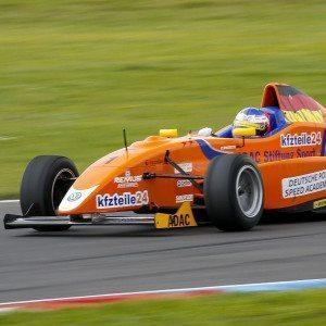 Rennwagen fahren - Formel Masters Kick Off - Spreewaldring