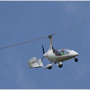 Rundflug im Gyrokopter - Raum Euskirchen