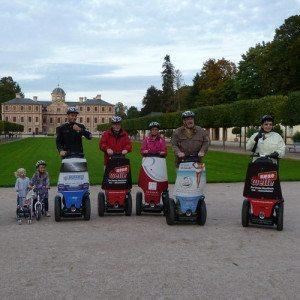 Schlösser-Tour mit Segway - Rastatt