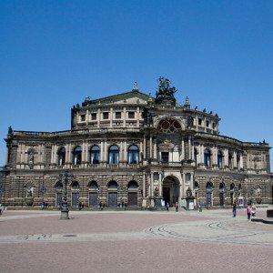 Schnitzeljagd-Stadtführung - Dresden
