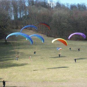 Schnuppertag Gleitschirmfliegen – Holzhausen-Externsteine