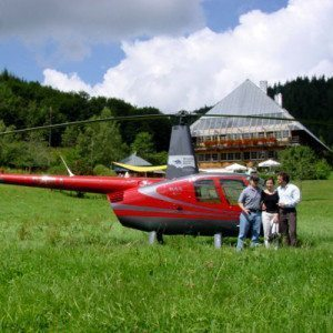 Schwarzwaldrundflug mit Stopp - Donaueschingen
